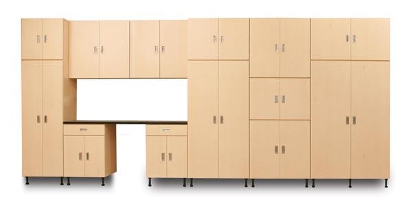 Garage Craft Interiors Cabinets