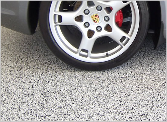 Epoxy Coated Floors & Race Deck Flooring for your Garage - Garage Craft