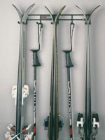 Ski Rack available in Single, Double & Triple